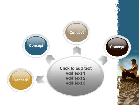 Be In Contact PowerPoint Template Slide 7