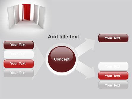 Doorway PowerPoint Template Slide 14