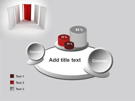 Doorway PowerPoint Template Slide 16