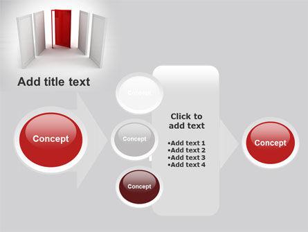 Doorway PowerPoint Template Slide 17