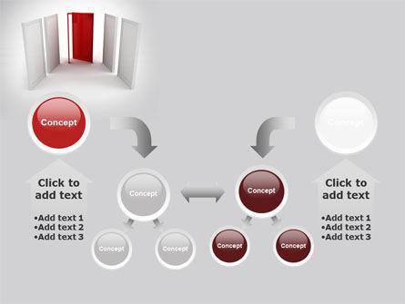 Doorway PowerPoint Template Slide 19