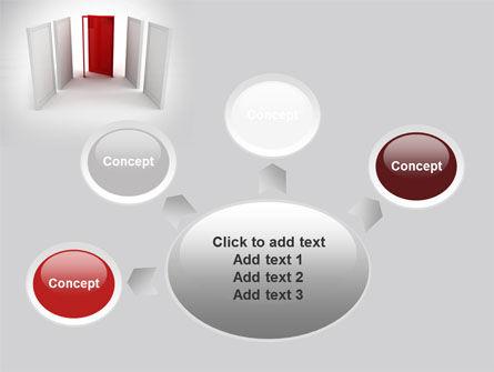 Doorway PowerPoint Template Slide 7
