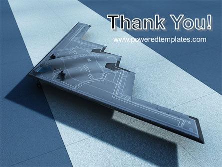 Northrop Grumman B-2 Spirit PowerPoint Template Slide 20