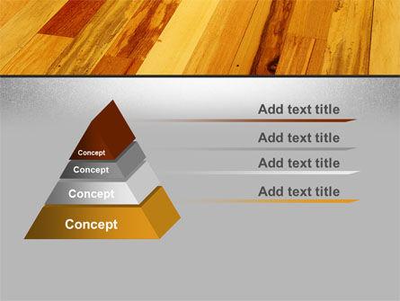 Parquet PowerPoint Template Slide 12