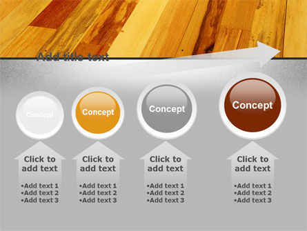 Parquet PowerPoint Template Slide 13