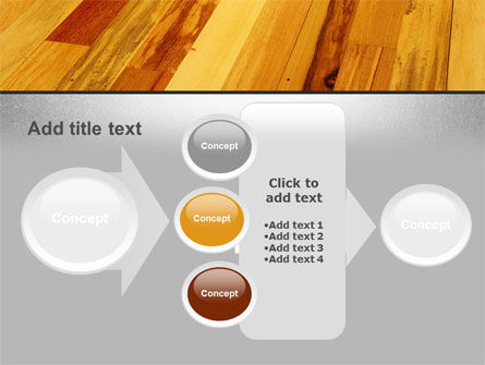 Parquet PowerPoint Template Slide 17