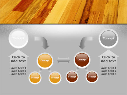 Parquet PowerPoint Template Slide 19