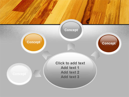 Parquet PowerPoint Template Slide 7