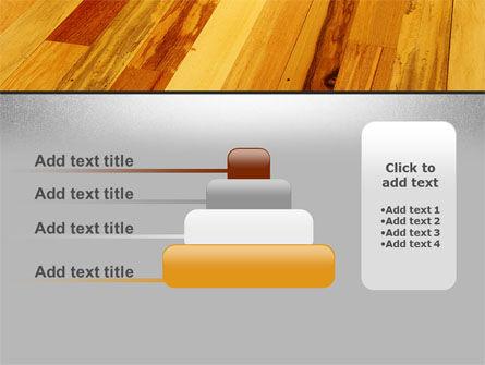 Parquet PowerPoint Template Slide 8