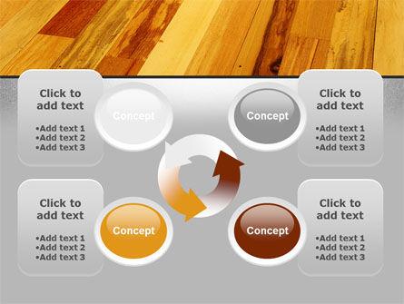 Parquet PowerPoint Template Slide 9