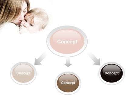 Kiss Your Baby PowerPoint Template Slide 4