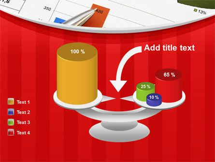 Analytical Work PowerPoint Template Slide 10