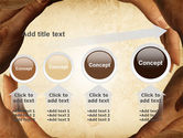 Circle of Hands PowerPoint Template#13