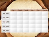 Circle of Hands PowerPoint Template#15