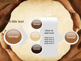 Circle of Hands PowerPoint Template#17