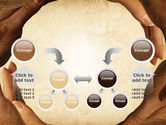 Circle of Hands PowerPoint Template#19