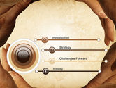 Circle of Hands PowerPoint Template#3