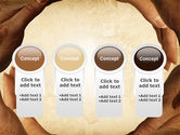 Circle of Hands PowerPoint Template#5