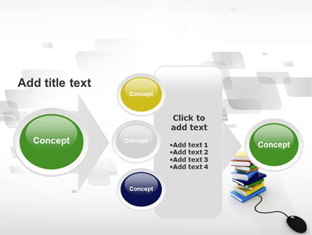 E-Education PowerPoint Template Slide 17