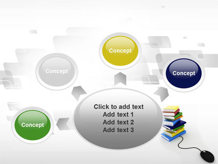E-Education PowerPoint Template Slide 7