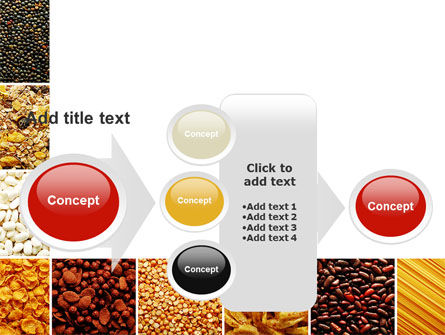 Convenience Foods PowerPoint Template Slide 17