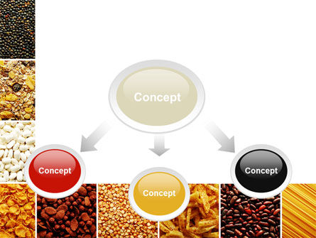 Convenience Foods PowerPoint Template, Slide 4, 10087, Agriculture — PoweredTemplate.com