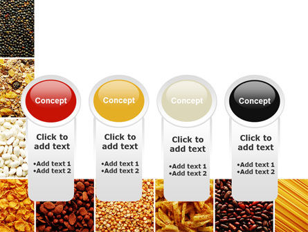 Convenience Foods PowerPoint Template Slide 5