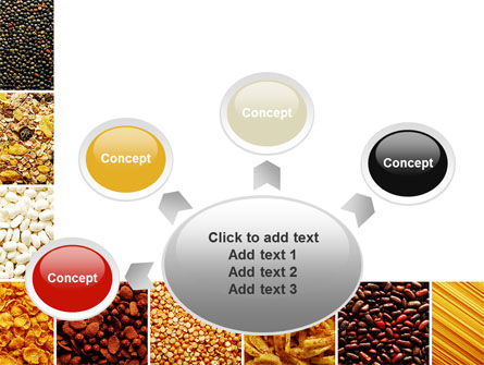 Convenience Foods PowerPoint Template Slide 7