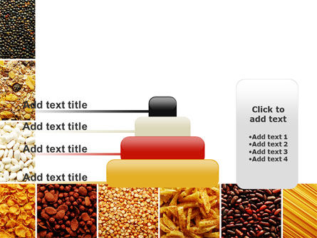Convenience Foods PowerPoint Template Slide 8