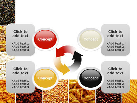 Convenience Foods PowerPoint Template Slide 9