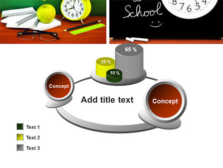 School Friends Back to School PowerPoint Template Slide 16