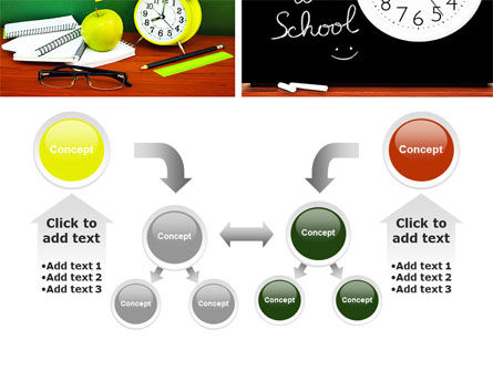 School Friends Back to School PowerPoint Template Slide 19