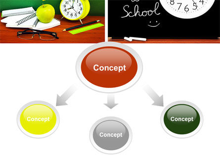 School Friends Back to School PowerPoint Template Slide 4