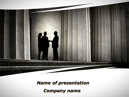 Lobby Talks PowerPoint Template