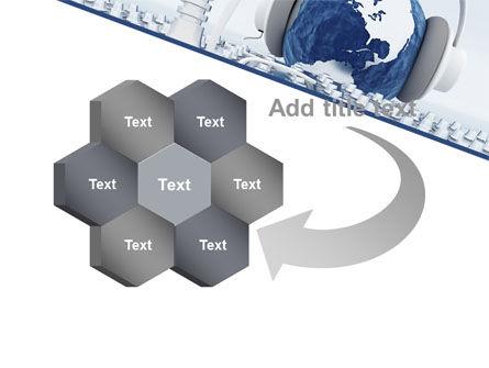 DeeJay Console PowerPoint Template Slide 11