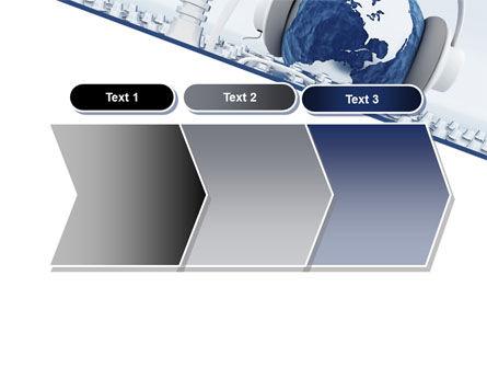 DeeJay Console PowerPoint Template Slide 16