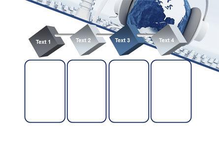 DeeJay Console PowerPoint Template Slide 18