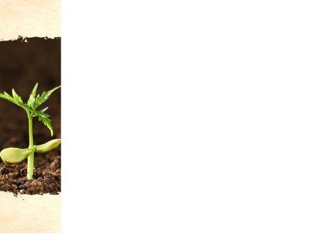 Braird PowerPoint Template, Slide 3, 10099, Agriculture — PoweredTemplate.com