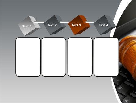 Cyber Law PowerPoint Template Slide 18