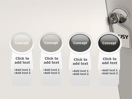 Busy PowerPoint Template Slide 5