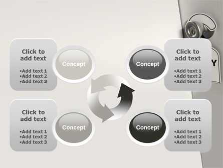 Busy PowerPoint Template Slide 9