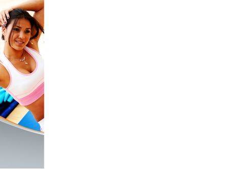 Workout PowerPoint Template, Slide 3, 10108, Sports — PoweredTemplate.com