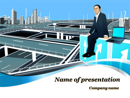 Business Alternatives PowerPoint Template