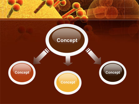 Microcosm PowerPoint Template, Slide 4, 10111, Technology and Science — PoweredTemplate.com