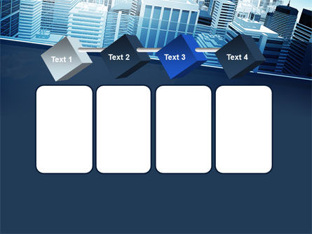 Business District PowerPoint Template Slide 18