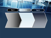 Business District PowerPoint Template#16