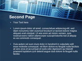 Business District PowerPoint Template#2
