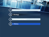 Business District PowerPoint Template#3