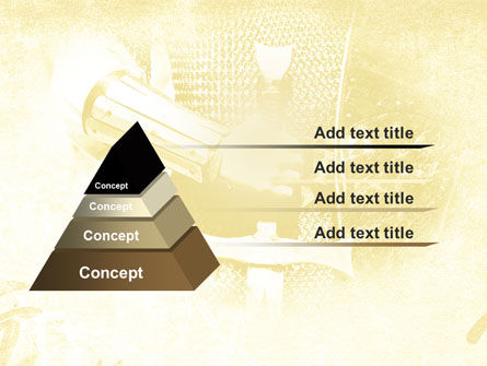 Knight Sword PowerPoint Template Slide 12