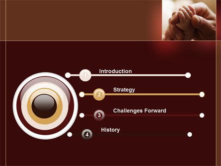 Tenderness PowerPoint Template Slide 3